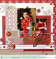 A Project by NancyDamiano from our Scrapbooking Gallery originally submitted 12/01/13 at 06:35 AM