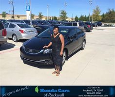 #HappyBirthday to Shirley from Tanner Maxwell at Honda Cars of Rockwall!  https://deliverymaxx.com/DealerReviews.aspx?DealerCode=VSDF  #HappyBirthday #HondaCarsofRockwall