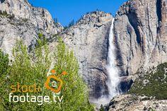 Beautiful #videoclips from #Yosemite #nationalpark: #Yosemitefalls #California #USA #np #SierraNevada  #stockfootage