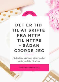 Https | Blogging | Blogguide | Wordpress | SSL Certifikat |