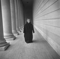 Arthur Tress, Untitled (Legion of Honor), 1964 , Photos in San Francisco, summer, 1964.