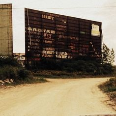 Laval Abandoned Drive-In | Atlas Obscura