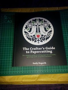 Crafter's Guide to Paper Cutting Book For Sale in Wigan, Lancs