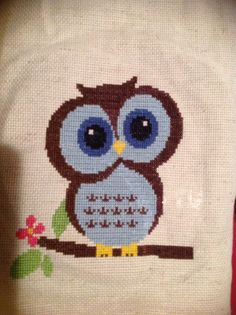 Just an owl I made for my Mom