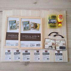 My Shelf/ダイソー/フォトフレーム/収納/100均/DIY...などのインテリア実例 - 2016-06-06 06:36:32 | RoomClip (ルームクリップ) China Way, Diy Interior, Diy Box, Diy Kitchen, Woodworking Shop, Diy Fashion, Diy Furniture, Diy And Crafts, Projects To Try