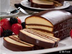 - very easy to make---Chocolate Hazelnut Torte