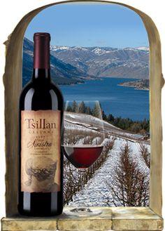 Sorrento Ristorante & Tsillan Cellars Wines, Chelan