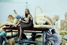 McQ x Ophelia Finke for SS15   Fashion Journal