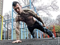 Training to be a bodyweight boss comes with a special set of rules—and consequences. Listen up now, so you don't end up face-down on the asphalt later!