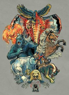 The X-MENAGERIE