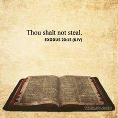 Exodus Verses (KJV)