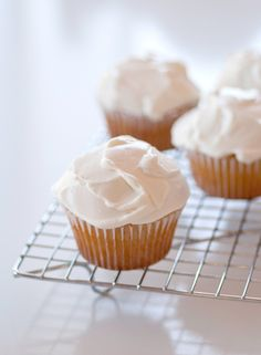 You're Going to Want to Put This Frosting on Everything