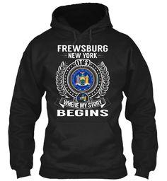 Frewsburg, New York - My Story Begins