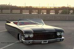 ('60 Cadillac Coupe DeVille)