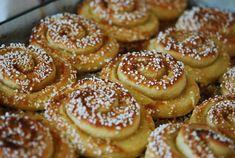 Mini Tart, Fika, Chicken Nuggets, Doughnut, Biscuits, Goodies, Sweets, Desserts, Tarts
