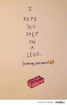 #LEGO wish poster