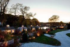 cabot cove cottages twilight
