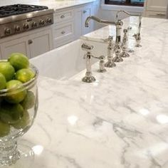 kitchen countertop options: quartz that look like marble | carrara