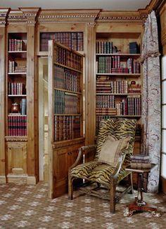 Trendy Home Library Furniture Secret Doors Ideas Hidden Spaces, Hidden Rooms, Passage Secret, Library Study Room, Library Wall, Bookcase Door, Bookshelves, Library Furniture, Office Furniture