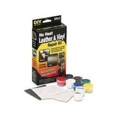 Master Caster No-Heat Leather and Vinyl Repair Kit Color Mixing Guide, Leather Repair, Leather Cleaning, Do It Yourself Projects, Diy Home Decor Projects, Furniture Restoration, Faux Leather Jackets, Vinyl Flooring, Cleaning Hacks