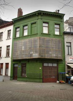 Ouderlijk huis van Panamarenko wordt museum