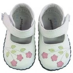 There's nothing cuter than tiny pink baby feet, and the little tiny soft shoes that cover them should be just as soft, natural, comfortable, safe...