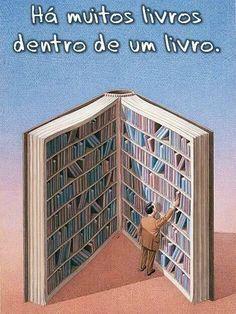 porque ler é bom demais...