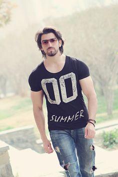 Afghan Model Boy