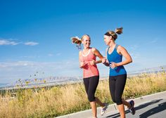 30 ways to become a better runner. Try one each day and become stronger in a month!