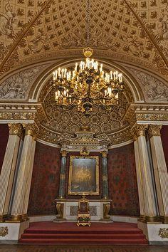 The Hermitage Museum, Saint Petersburg, Russia