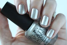 OPI Fifty Shades Of Grey - My Silk Tie Swatch via @FabFatale