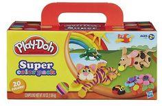 Play-Doh Super Color Pack $11.24 Shipped (Reg $14.99) - http://couponingforfreebies.com/play-doh-super-color-pack-11-24-shipped-reg-14-99/