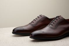 Burgundy Walcot | Men's | 808 Last | Edward Green
