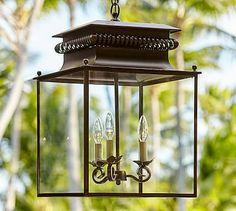 Bolton Indoor/Outdoor Lantern