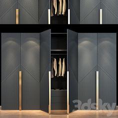 Wardrobe Interior Design, Custom Closet Design, Wardrobe Door Designs, Wardrobe Design Bedroom, Bedroom Furniture Design, Closet Designs, Wardrobe Laminate Design, Wardrobe Room, Bedroom Cupboard Designs