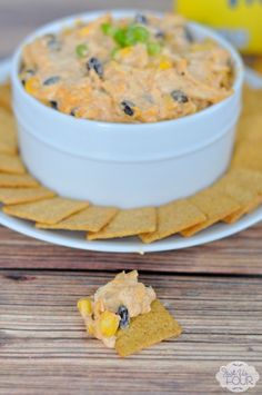 Tex Mex Party Dip