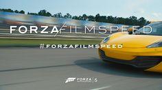 Forza Motorsport 5: FilmSpeed [ESPN TV Commercial] Official Ad