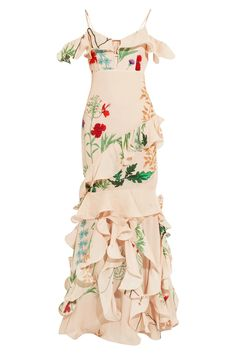 33 Floral Dresses to Hoard This Spring