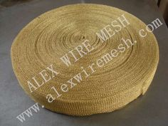 Knitted Wire Mesh http://www.alexwiremesh.com/a/news/knitted-wire-mesh/2016/0404/2399.html ALEX WIRE MESH CO., LIMITED Alex Zhu (Manager) Skype: alex150288 Wechat: 68090199 QQ: 68090199 Phone: +86-150-2881-7323 Whatsapp: +86-150-2881-7323 Email: manager@alexwiremesh.com Website: http://www.alexwiremesh.com Facebook: https://www.facebook.com/AlexWireMeshCoLtd