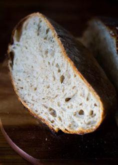 Domowy chleb - ZAKWAS - Przepis i instrukcja krok po kroku Sushi, Bread, Food, Brot, Essen, Baking, Meals, Breads, Buns