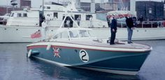 Tramontana 1962 | Classic Offshore Powerboat Club – COPC