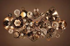 creative, design, Inspiration, materials, objects, sculpture, art, welding, Round'n Found