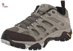 Merrell - Moab Vent - Chaussure - Multisport Outdoor - Femme - Gris (Granite) - 38 EU (5 UK) - Chaussures merrell (*Partner-Link)