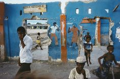Cite Soleil, Haiti. 1986. #fineart #documentary #photography More at http://joshcampbellphoto.com/blog/ Source: http://time.com/3663893/haiti-photographers/