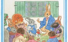 Alison Uttley's Little Grey Rabbit, illus. Margaret Temptest