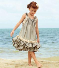 heirloom silk dress - Chasing Fireflies