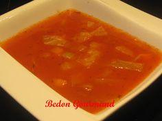 Soupe au chou / Bedon Gourmand