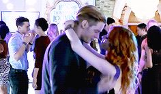 From Beyond the Shadows: Making of the Shadowhunters special that aired on 12/6/15