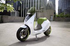Smart escooter: Daimlers Kleinwagenmarke bringt Elektro-Roller 2014 - Motorrad
