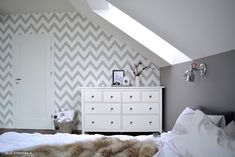 Loft Conversion Bedroom, Home Bedroom, Toddler Bed, Ikea, New Homes, Living Room, Interior Design, House, Furniture